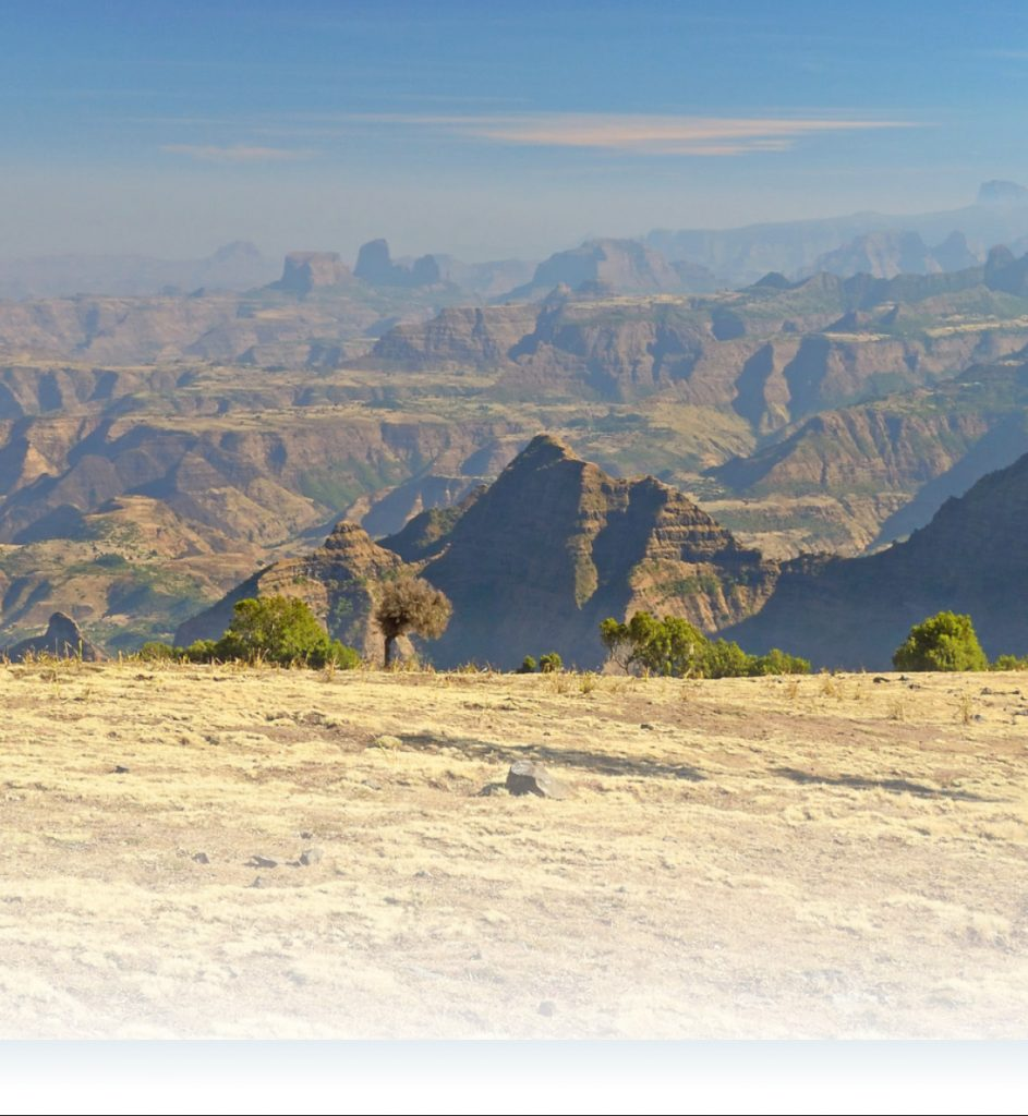 Ethiopia - Give Back GiveAway